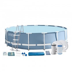 Piscina Intex Prism Frame 457x122cm...