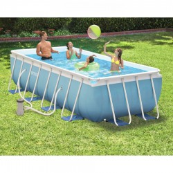 Piscina Intex Prism Frame 300 x 175 x...