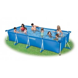 Piscina Intex Rectangular 450x220x84...