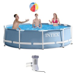 Piscina Intex Prism Frame 366x76cm...