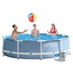 Piscina Intex Prism Frame 305x76cm...