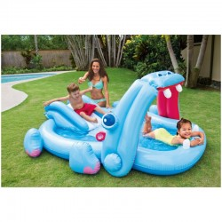 Centru de joaca copii Intex HIPPO 57150