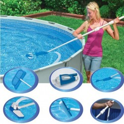 Kit intretinere piscina INTEX Deluxe...
