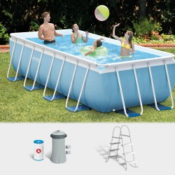 Piscina Intex Prism Frame 400 x 200 x...