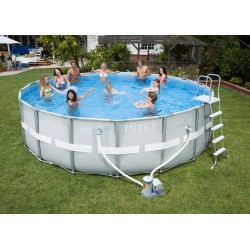 Piscina Intex Ultra Frame 427x107cm