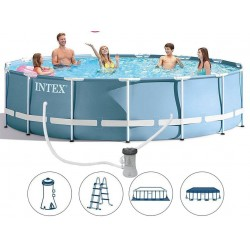 Piscina Intex Prism Frame 457 x 107cm...