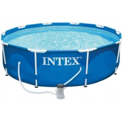 Piscina Intex Metal Frame 305 x 76cm...