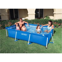Piscina Intex Rectangular Frame Pools...