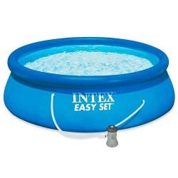 Piscina Intex Easy Set 396x84cm
